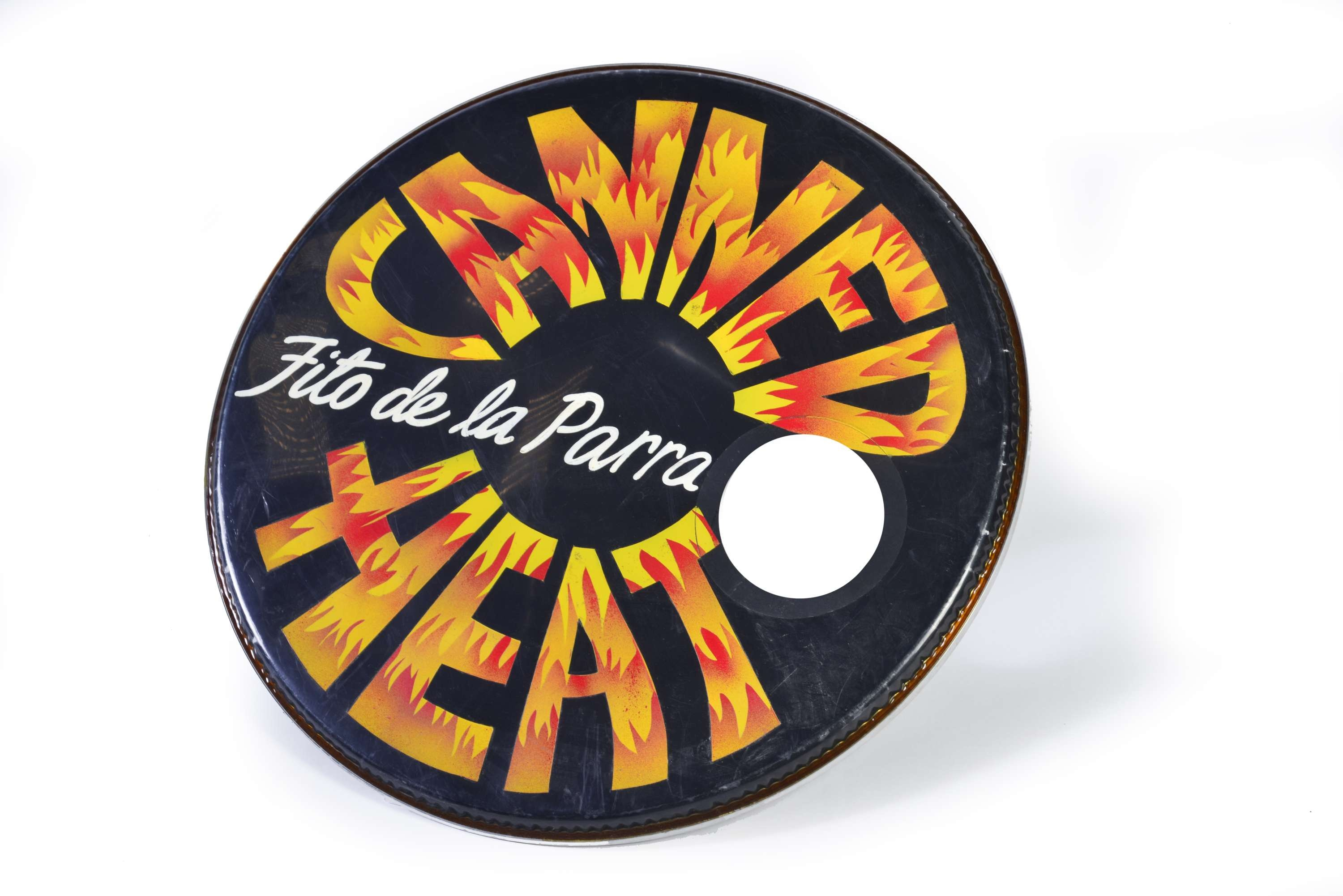 Drumfell Canned Heat (rock 'n' popmuseum CC BY-NC-SA)