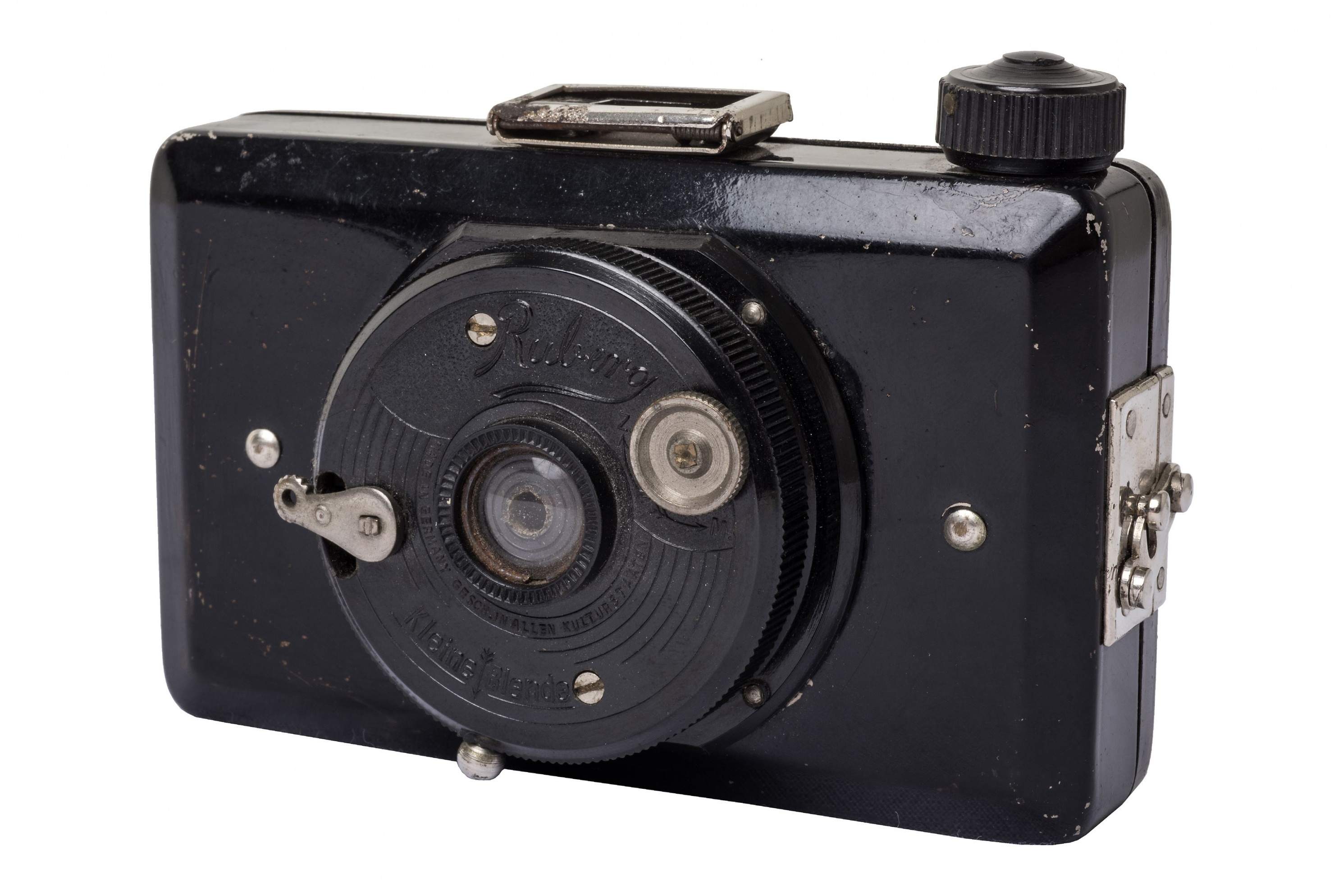 Rollfilm-Kamera von Ruberg & Renner