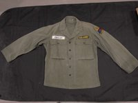 """Army-Jacke Elvis Presley  Provenance/Rights:  Rock 'n' Popmusem (CC BY-NC-SA)"